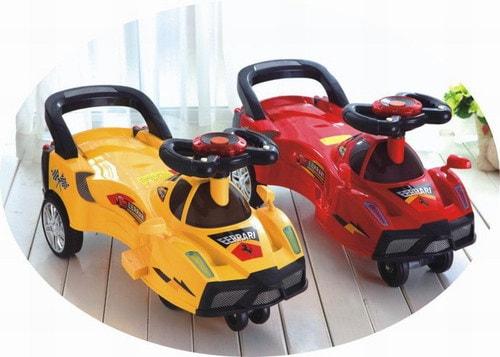 Tư vấn chọn mua và sử dụng xe lắc cho bé an toàn 2