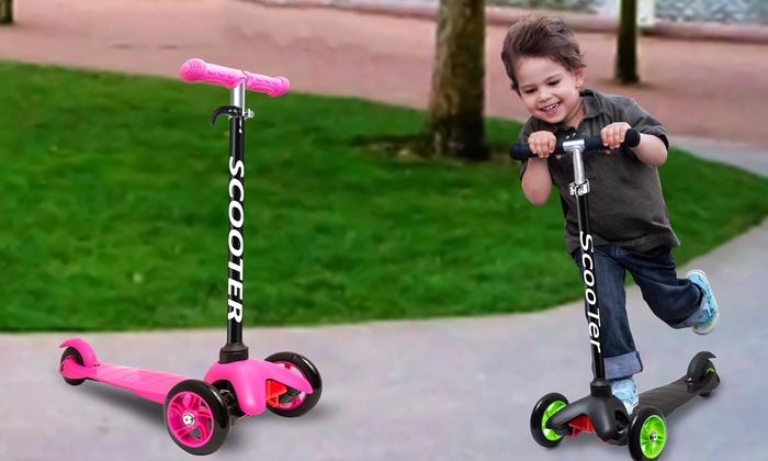 Làm thế nào để chọn mua một chiếc xe trượt scooter tốt 2