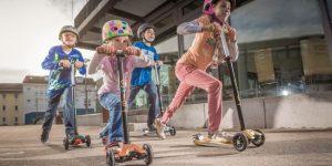 Làm thế nào để chọn mua một chiếc xe trượt scooter tốt cho trẻ?
