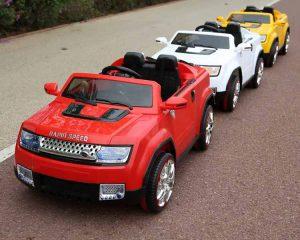 Làm thế nào sử dụng xe ô tô điện trẻ em được lâu 1