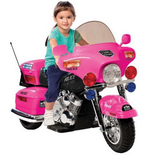 Các bé gái thích những loại xe máy điện trẻ em nào 3