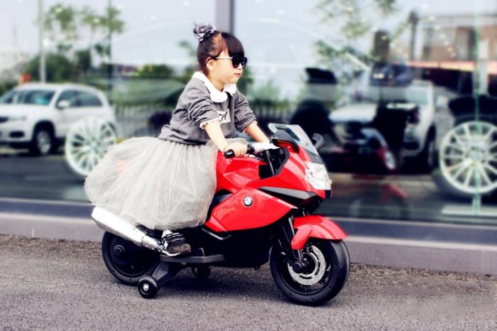 xe máy điện phân khối lớn cho bé gái