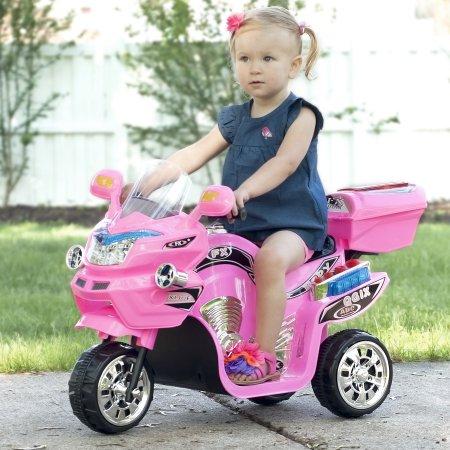 Các bé gái thích những loại xe máy điện trẻ em nào 4