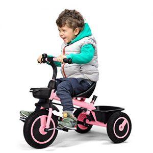 Những mẫu xe đạp 3 bánh dành cho bé từ 1- 4 tuổi