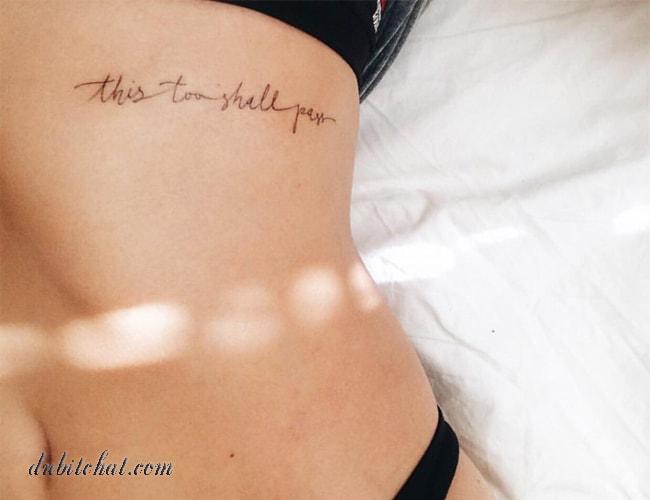 hinh xam tattoo chu dep y nghia 15
