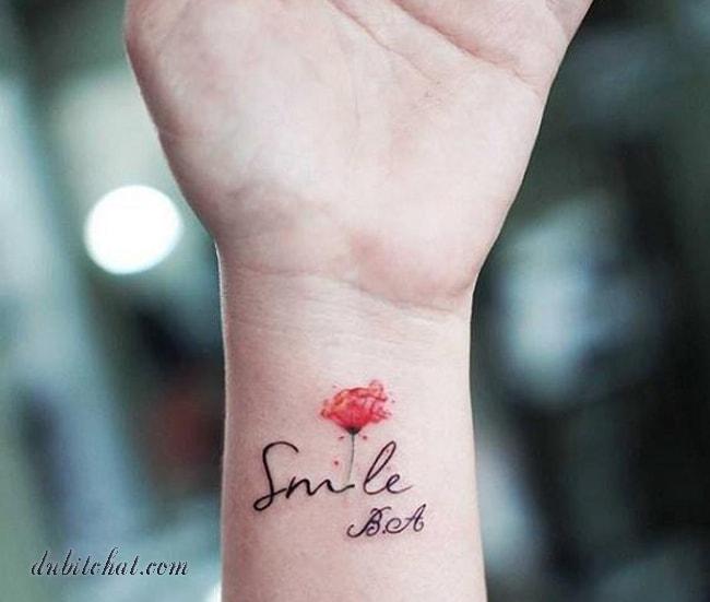 hinh xam tattoo chu dep y nghia 25