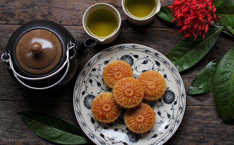 cách làm bánh nường trung thu truyền thống