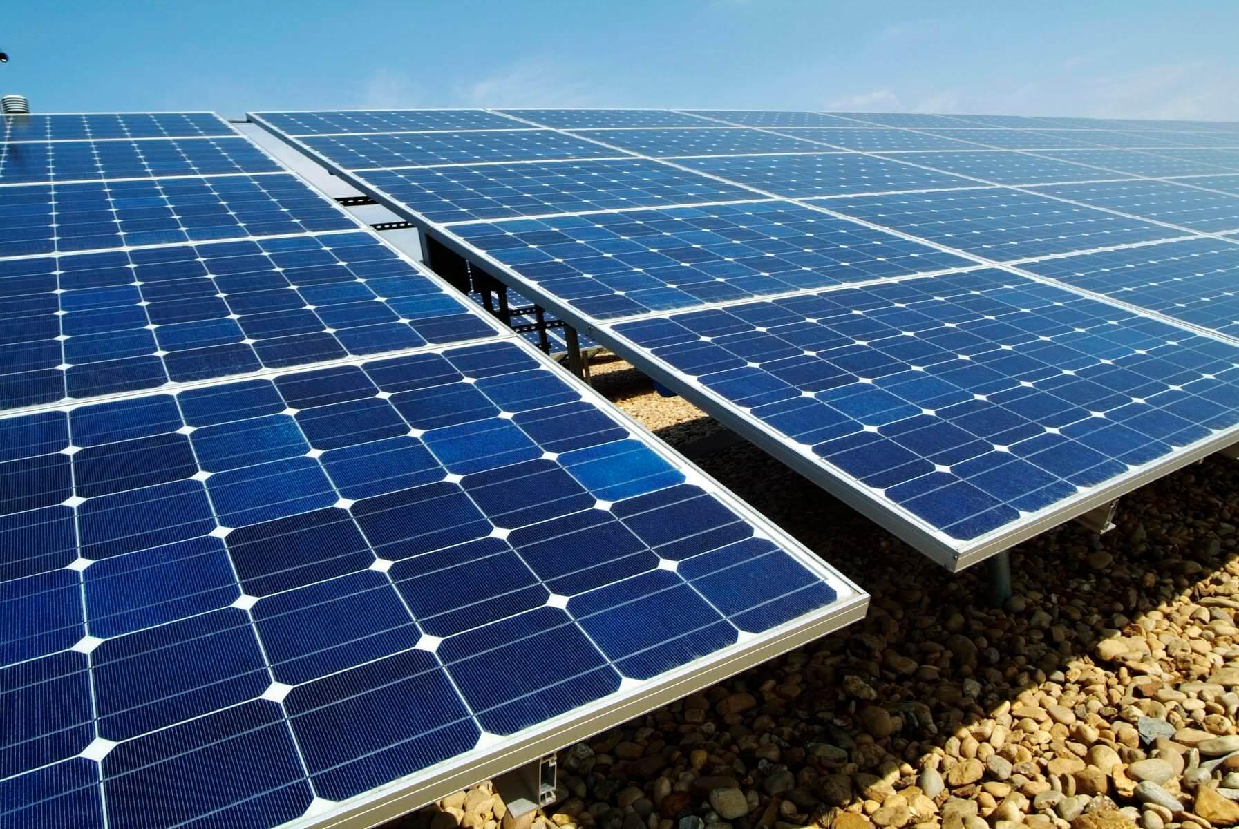 xây dựng tấm pin mặt trời, hệ thống dây điện, Xây dựng nhà ở tấm pin mặt trời hệ thống điện mặt trời