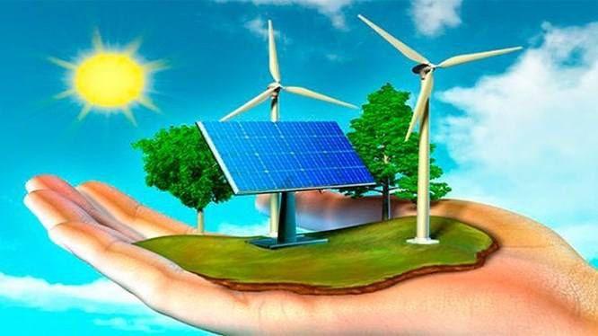 Năng lượng mặt trời là gì