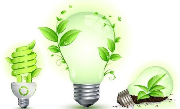 Bóng đèn led thân thiên với môi trường