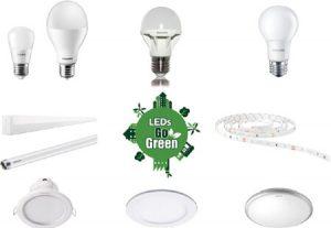 Bóng đèn tiết kiệm điện siêu sáng