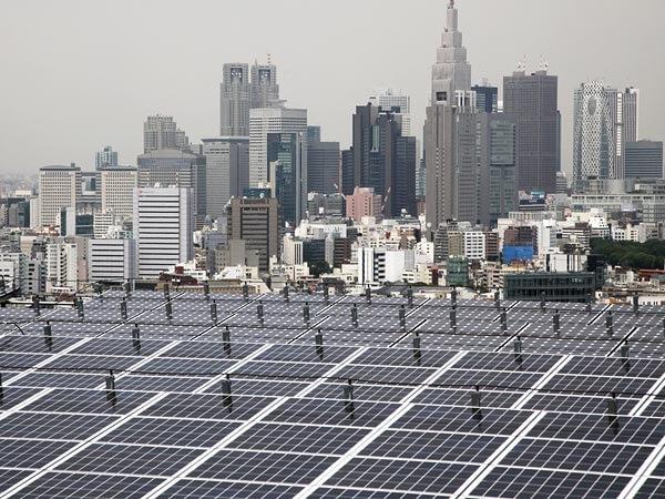 Ngành công nghiệp năng lượng mặt trời