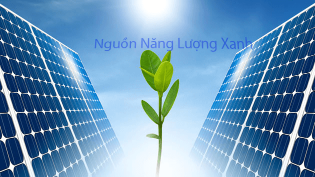 Nguồn năng lượng xanh