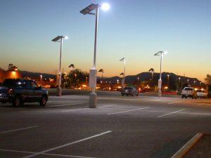 Đèn LED chiếu sáng đường cùng 4 lợi ích cho đô thị