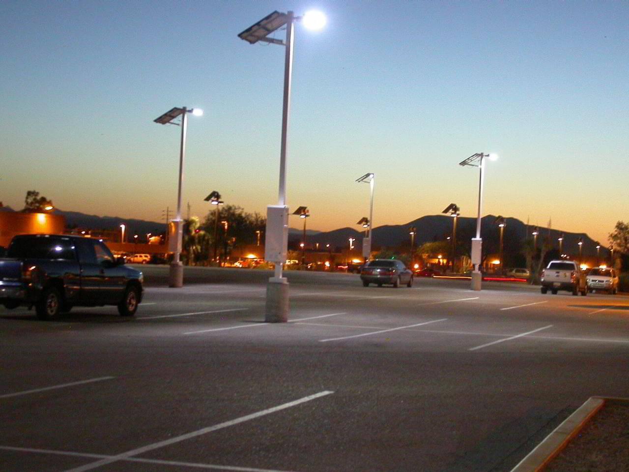 4 Lợi ích của ánh sáng đường LED cho đô thị