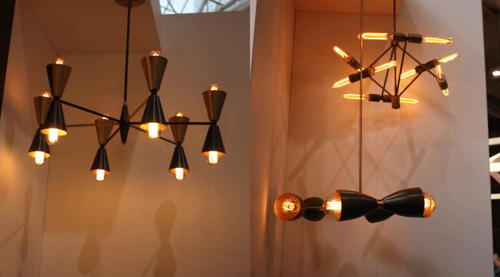 mẫu đèn trang trí nội thất