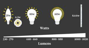 Cường độ ánh sáng có nghĩa là gì?