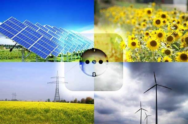 các nguồn năng lượng mới trên thế giới