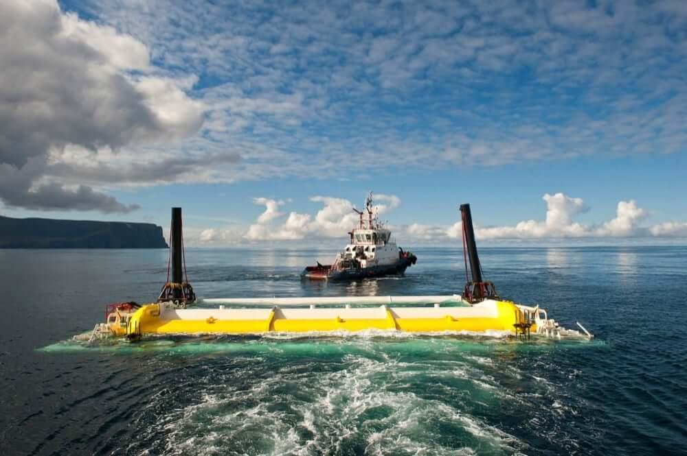 Nguồn năng lượng sóng biển