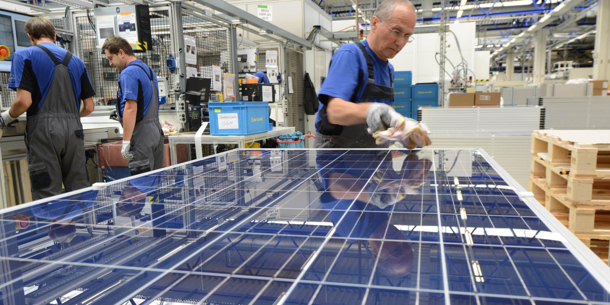 nhà cung cấp tấm năng lượng mặt trời
