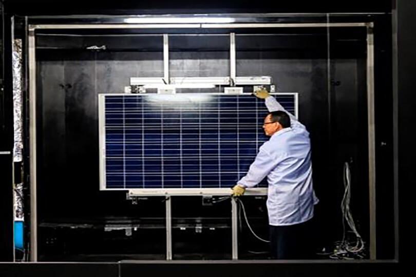 Nhà cung cấp tấm pin năng lượng mặt trời