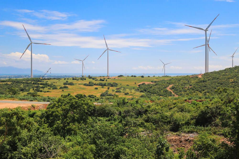 Lợi ích của năng lượng tái tạo