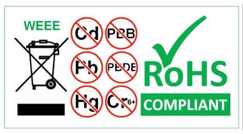 các chất độc hại trong thiết bị