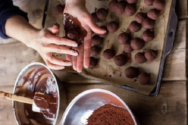 Cách làm bánh trung thu socola