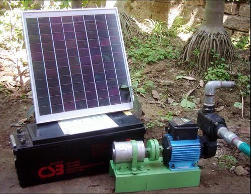 máy bơm nước điện năng lượng mặt trời