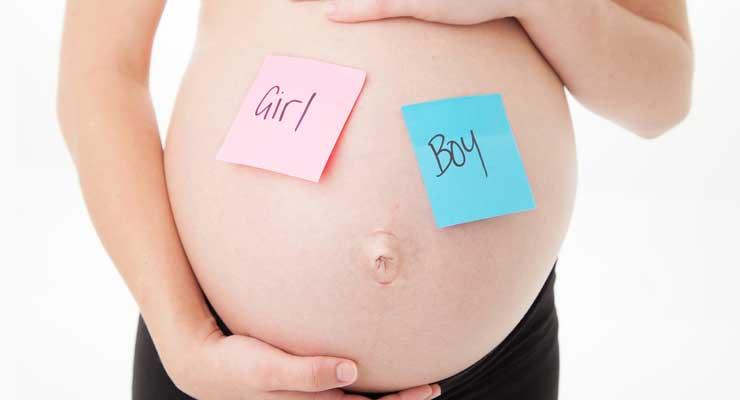 cách nhận biết mang thai bé trai hay bé gái